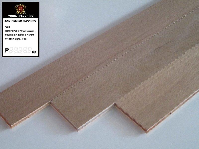 Engineered Flooring Wood Tiles Supplier In Cebu