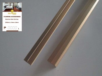 Aluminum Stair End Cap