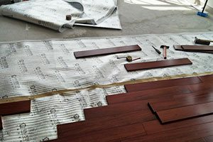 wood flooring free installation cebu